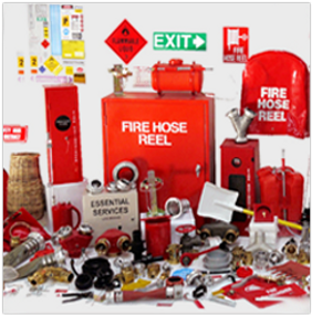 Fire Fighting Sprinkler System Deluge System Fire Pump Al Baraa Bara'a Security and Safety Doha Qatar