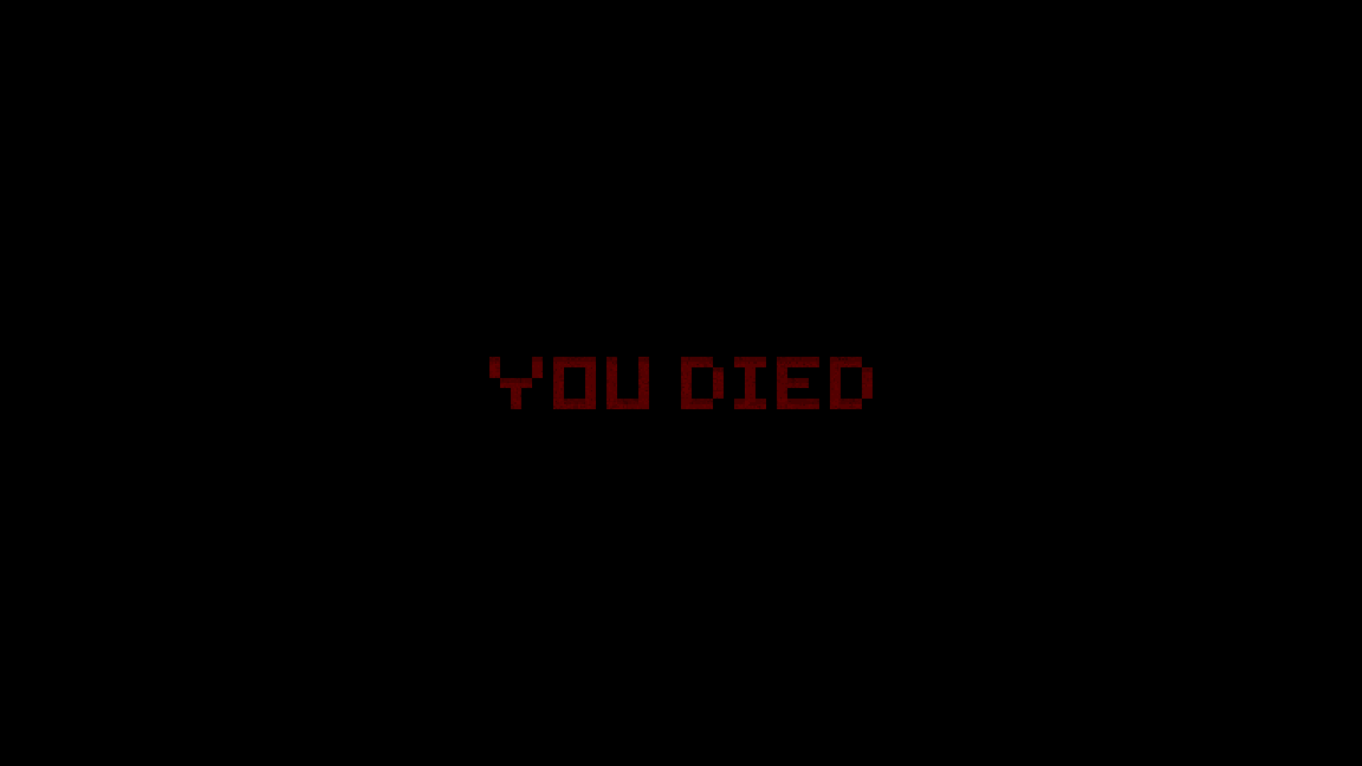 Red Rope - You Died