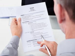 Tour of the common resume biases