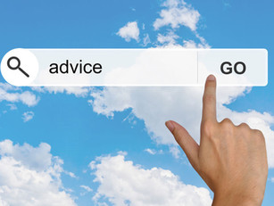 Tip of the week: Before giving advice - make sure it is relevant and universal