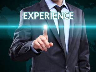Tip of the week: For years of experience requirements only use one number