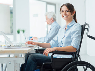 Tip of the week: Choose a single, wheelchair accessible location for the interview