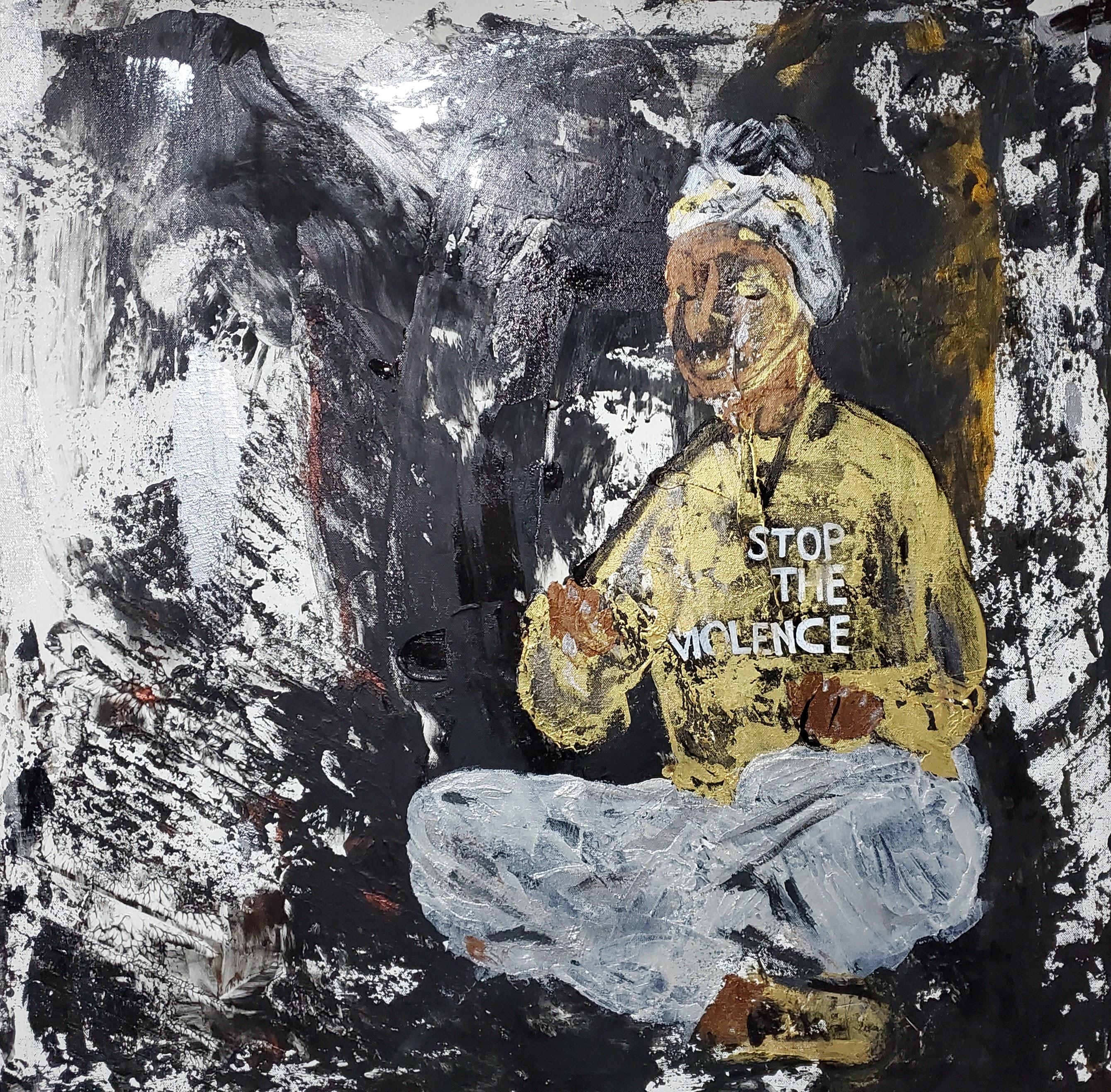 Tribe Healer Peace Meditation