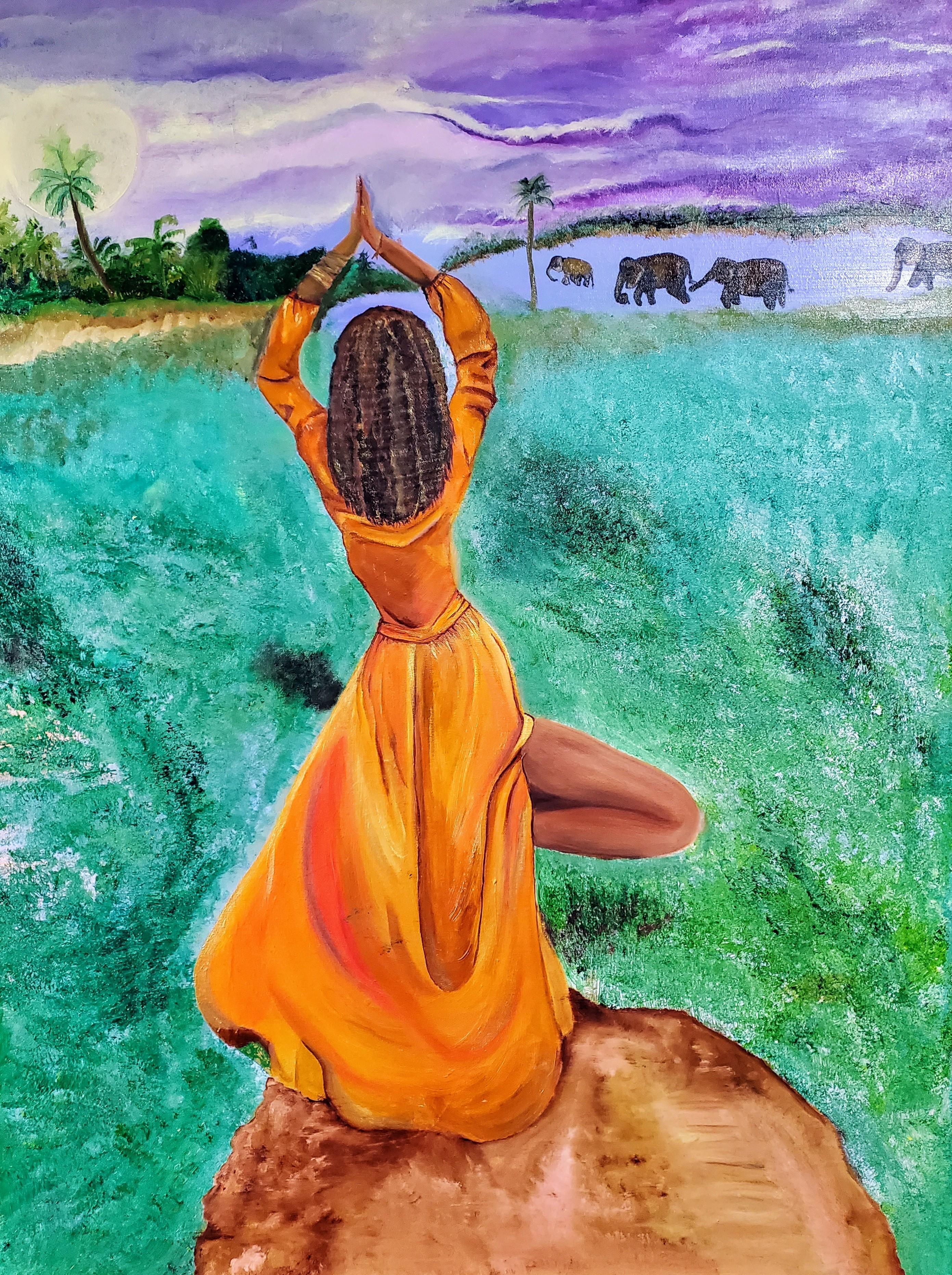Ariel Lioness of God