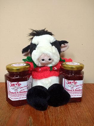 Strawberry & Gooseberry Jam