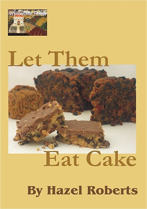 Let Them Eat Cake - book