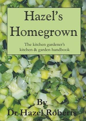 Hazel's Homegrown - book