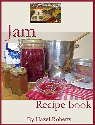 Jam - recipe ebook