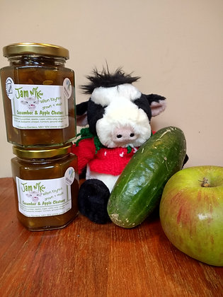 Cucumber & Apple Chutney