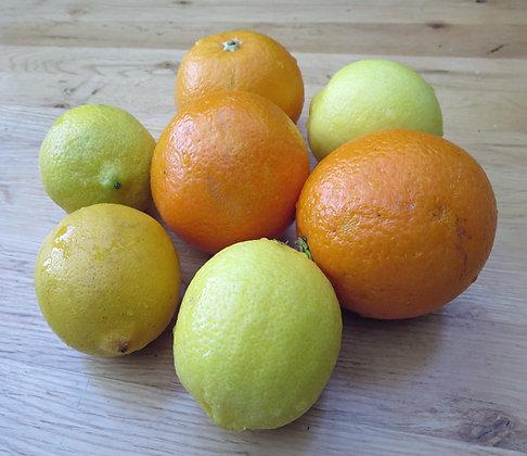 Orange & Rhubarb Marmalade