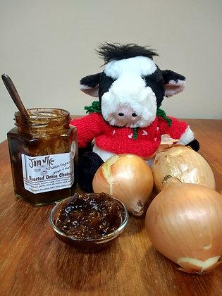 Roasted Onion Chutney