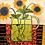 Thumbnail: Three Sunflowers