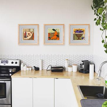 Staged Photo 2 - Kitchen - NEW W. FOOD.j