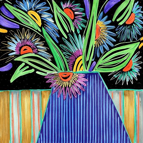 Floral Fulcrum
