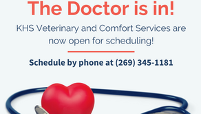 Clinic and Comfort Services Now Scheduling!