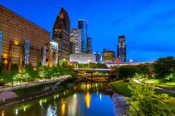 Houston Skyline 2