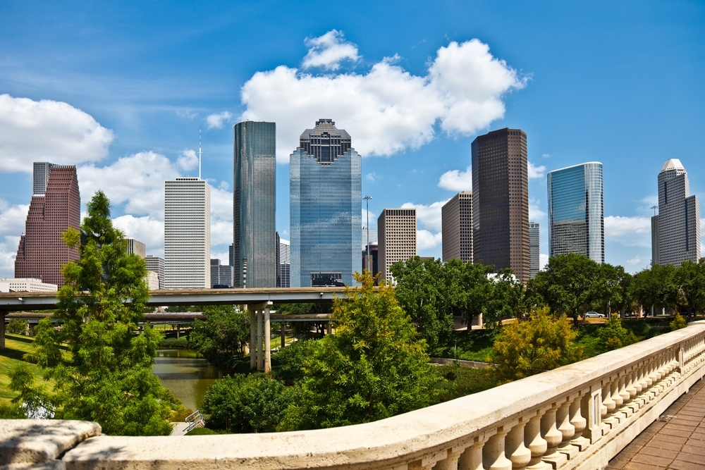 Houston-Skyline 1