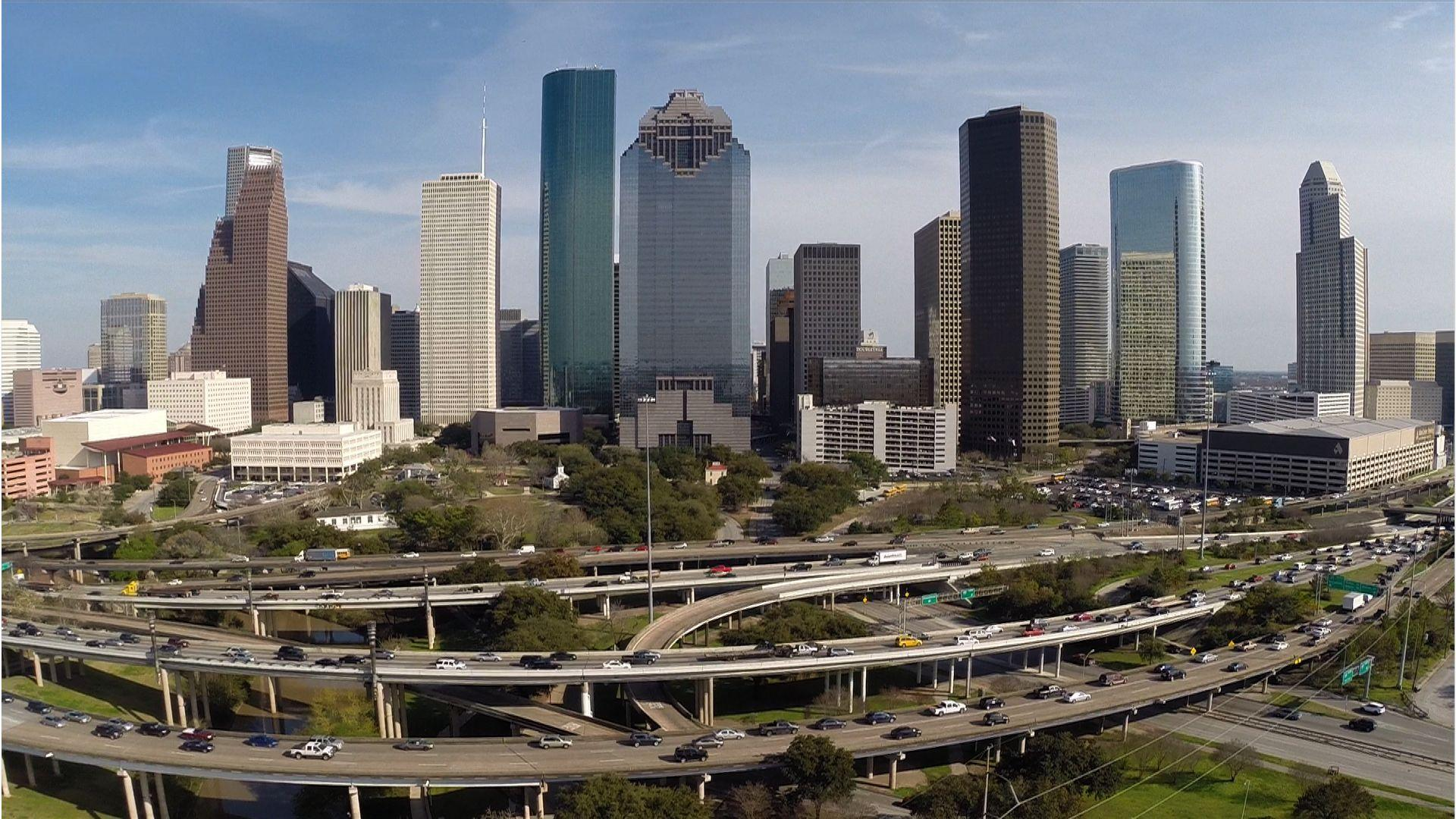 Houston Skyline 3
