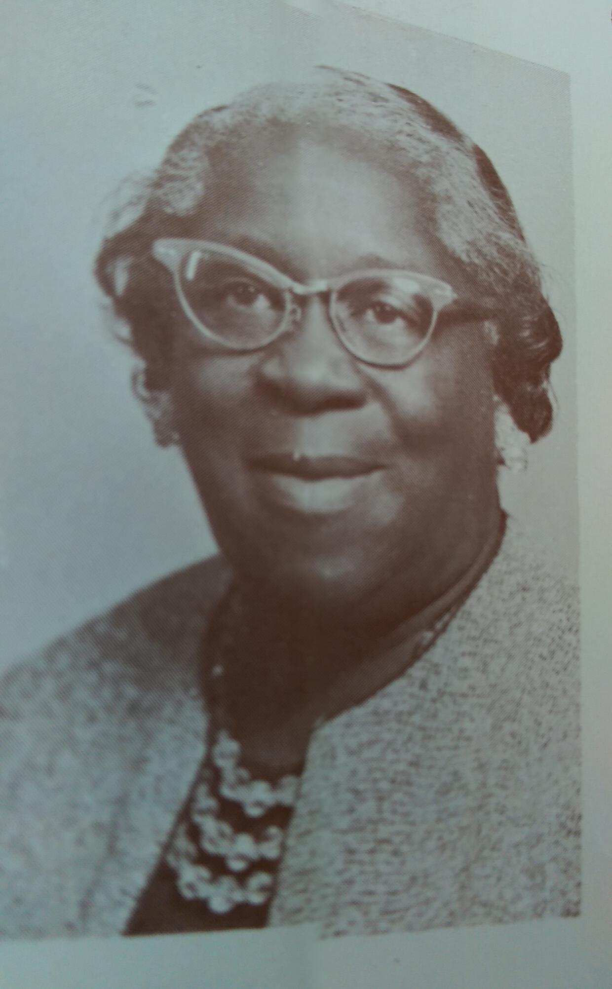 Blanche Hardman