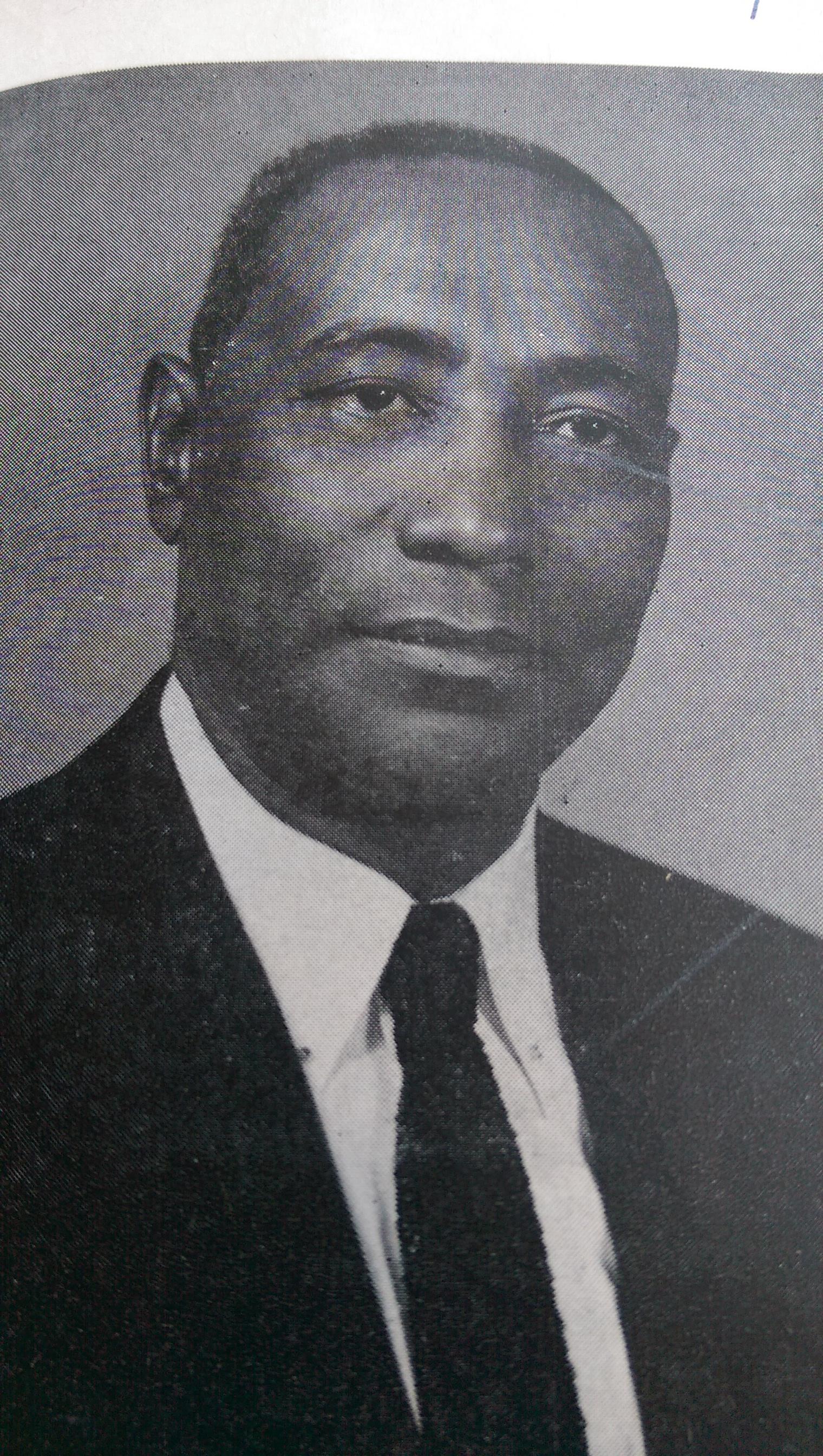 Ira Clark - A.B.,M.A.,L.L.D.