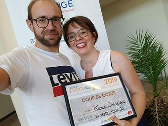David & Karen CHADELAUD, dirigeante Un Temp Pour Soi...