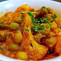 Mixed Vegitables Curry