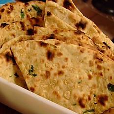 Garlic Roti (Vegan)