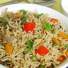 Vegetable Biryani (Vegan)
