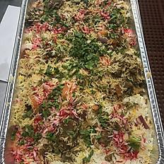 Lamb Biryani Full Tray