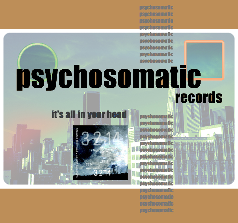 Psychosomatic Rec Stratos Flyer