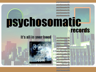 Collaborative CD with Subversive Element Out Now On Psychosomatic Rec