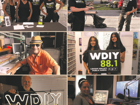 WDIY-fm Showing Some Love