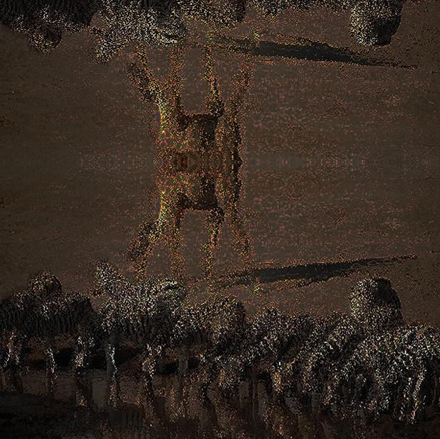 Pixel Drift (Africa variation 1)