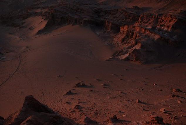 Bolivian Desert (2008)
