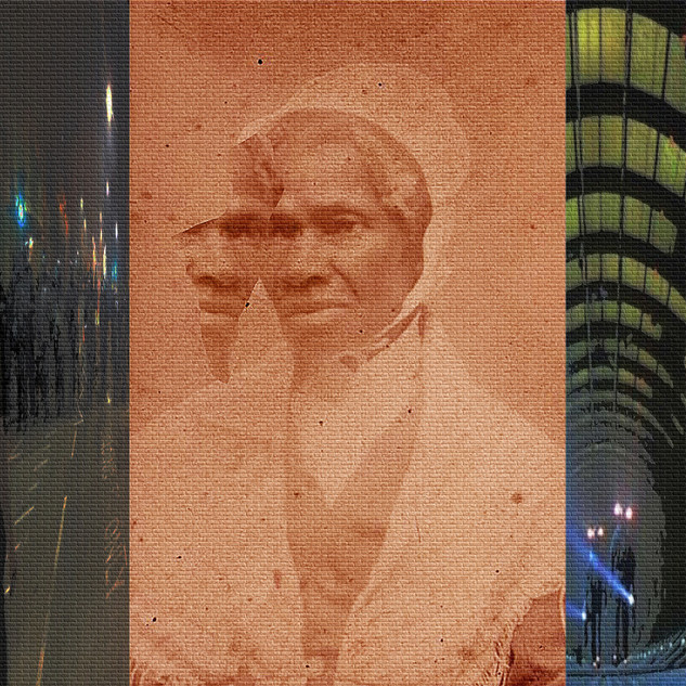 Sojourner Truth Collage