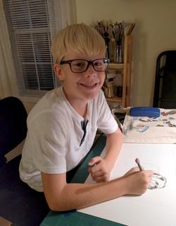 Michael Drawing