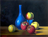 """""""Apples and Pottery"""""""