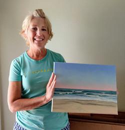 Donna's Seascape