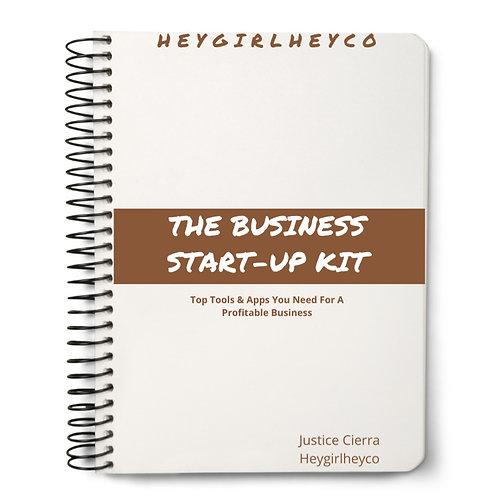 Business Start Up Kit