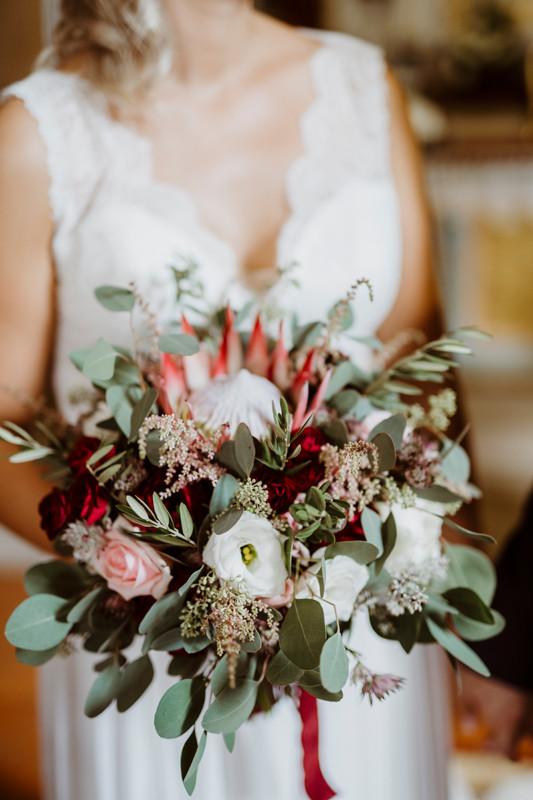 bride bouket florals Algarve