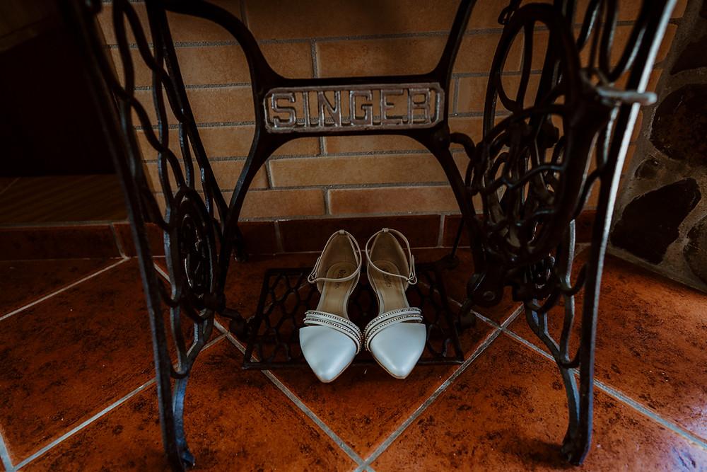 bride Shoes retro