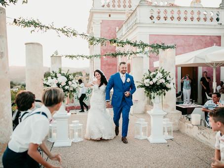 Ryan & Lindsay - Palácio de Estoi