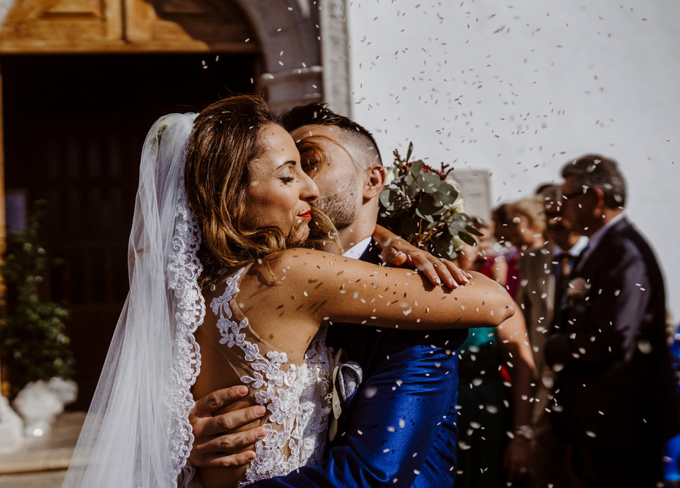 Amazing wedding in Cacela velha