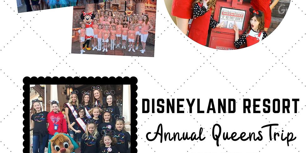 Annual AAG Disneyland/California Trip 2022