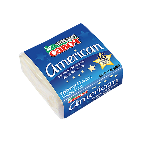 White American Sliced Cheese