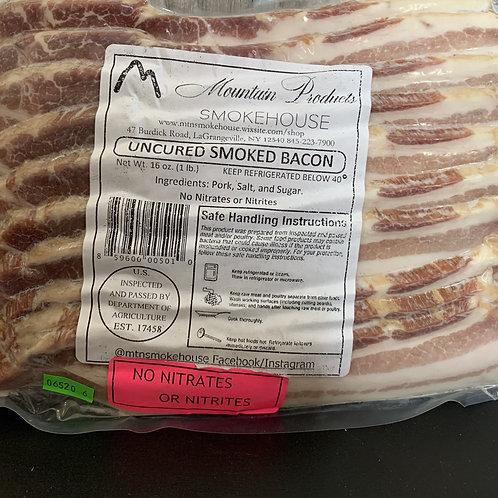 Smoked No Nitrates Bacon, 1 LB.