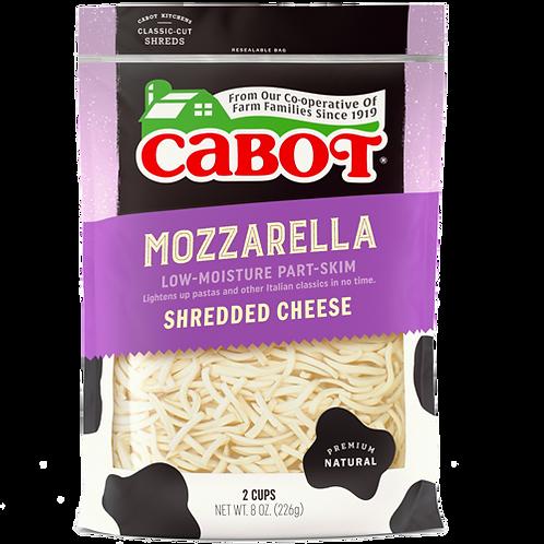 Mozzarella Shreds