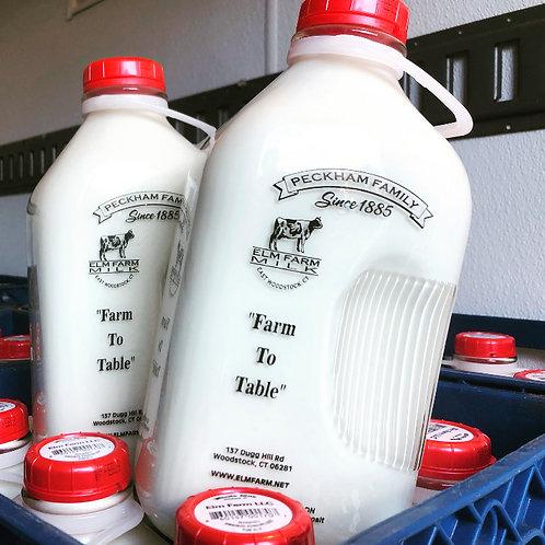 1/2 Gallon Whole Milk