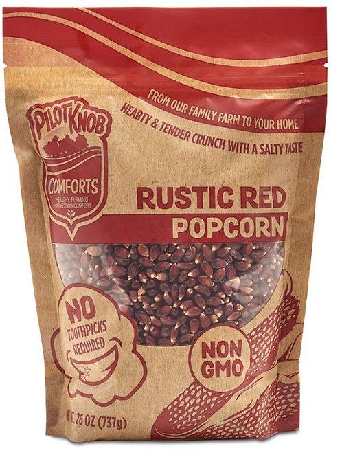 Rustic Red Popcorn