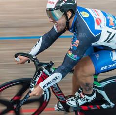 Christos Tserentzoulias Cipollini rider.